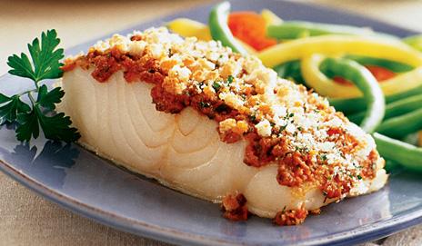 Baked cod | Morue au four